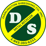DARLINGTON SHREDDING CO. INC. Logo